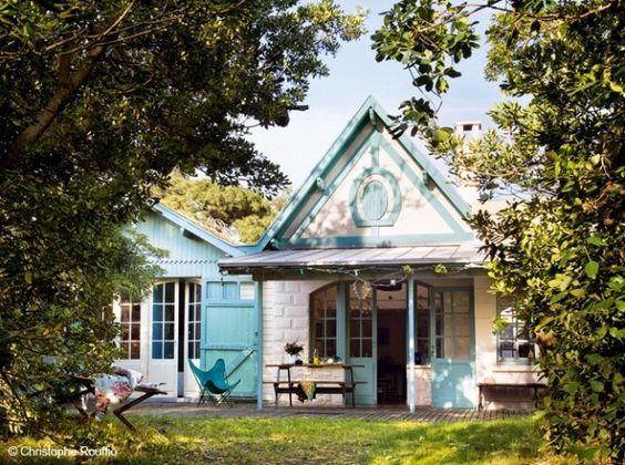 Villa-arcachonnaise-via-Elle-Deco