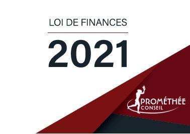loi de finances pour 2021