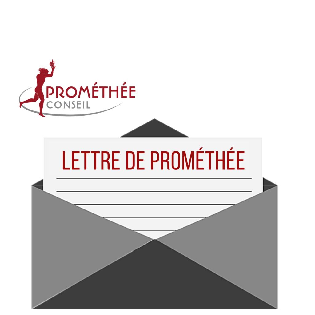 Lettre de Prométhée
